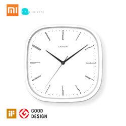 Xiaomi Chingmi Wall Clock Silent Indoor white Ultra-precise Modern Clock E4B8