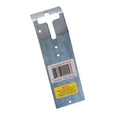 Electric Fence Light Universal T-post Bracket