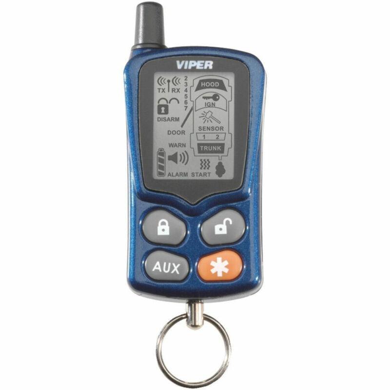 479V Blue 4-Button, 2-way Responder Remote Control