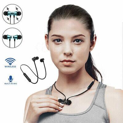 New 2019 Upgrade BEST QUALITY Wireless Bluetooth Earbuds Mic Headphones