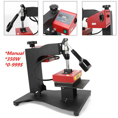Digital Logo Pen Heat Press Machine For 6pcs Ball-point Transfer Printing 110v