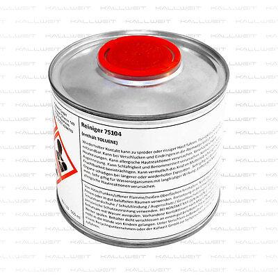 Reiniger für Manschettenkleber Kleber für Trockentauchanzug Werkstattdose