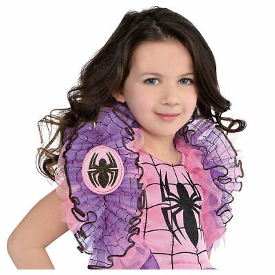 The Amazing Spider-Man Spider-Girl Kinder Schulterjacke Marvel Comics Brandneu