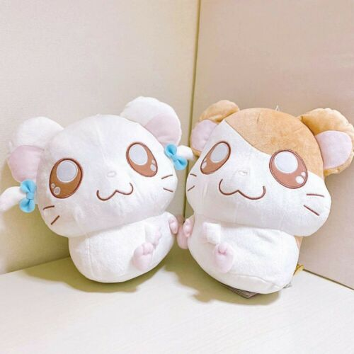 Tottoko Hamtaro Ribon Plush Doll Stuffed Toy Complete SET I love hamuchans 2020