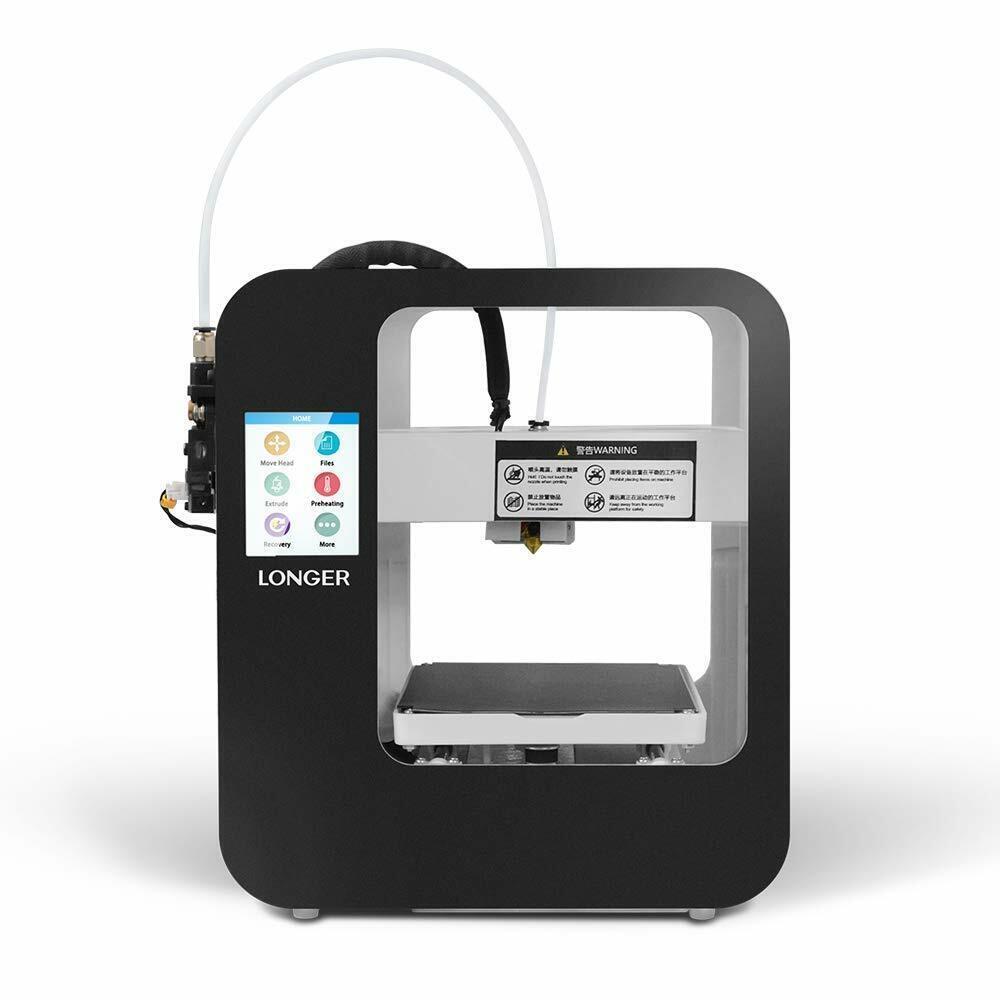 Touch Screen 3D Printer Cube 2 by Longer | FDM; Fully Assemb