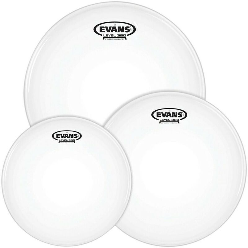 Evans G2 Coated Drumhead Pack Fusion - 10/12/14