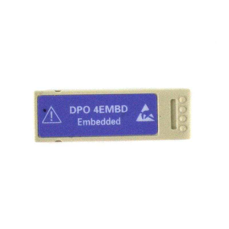 Tektronix DPO4EMBD Module for DPO400 Oscilloscope Triggering & Analysis Upgrade