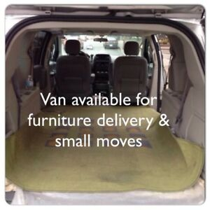 I OFFER AFFORDABLE DELIVERY RATE - SMALL MOVES - IKEA PICK UP