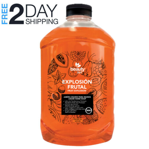 Liquid Hand Soap Refill 64 oz -  Fruit Explosion