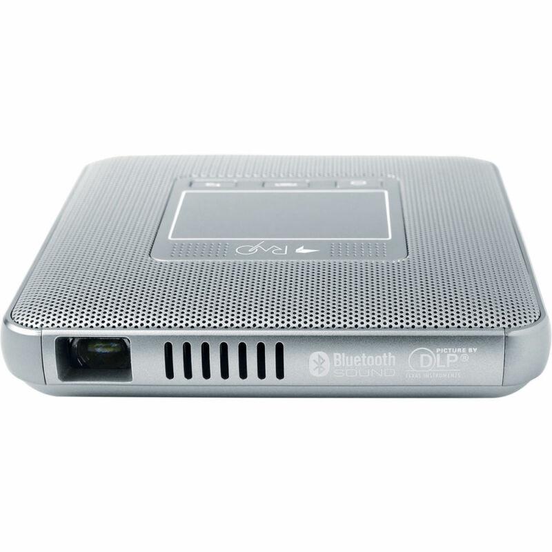 Canon Rayo S1 3481V070 100-Lumen WVGA DLP Pico Projector Wi-Fi Portable Screen
