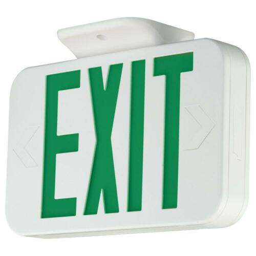 Compass Thermoplastic LED Emergency Exit Sign