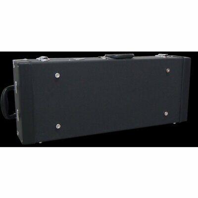 Kala Acoustic U-Bass Rectangular Hard Case Black with Plush Interior, HC-UB