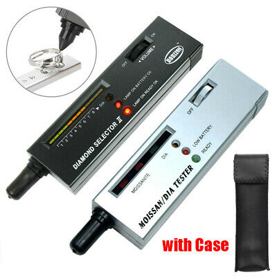 Portable Diamond Jewelry Tool Kit Precise Diamond Selector II+ Moissanite Tester