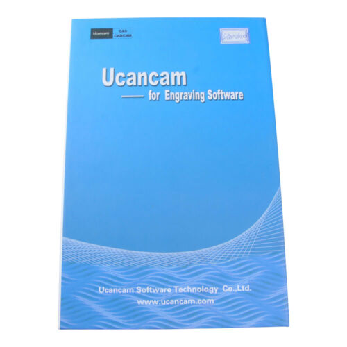 Ucancam V11 Standard Version CNC Engraving Software for CNC Router G Code