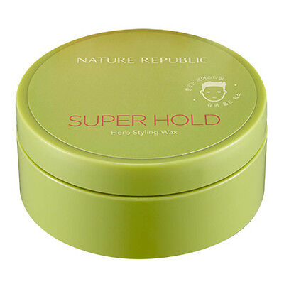 Nature Republic Herb Styling Wax Super Hold 70g