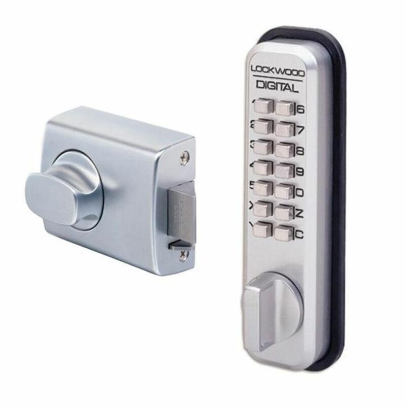 Lockwood Mechanical Digital Lock SC (DGT002-DP-SC)