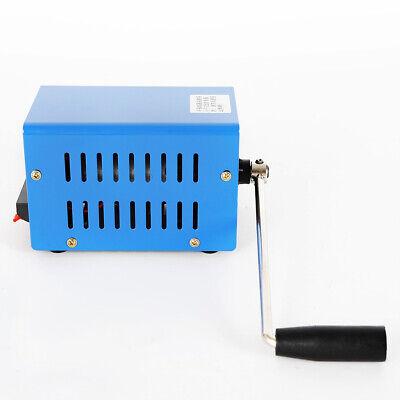 Us 20w Hand Crank Metal Generator Usb Strong Power Generator Small Size Portable