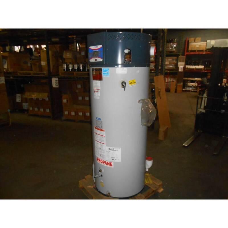 AMERICAN WATER HEATER HCG3100T1993P 100 GAL PROPANE CIRCULATING TANK OR STORAGE