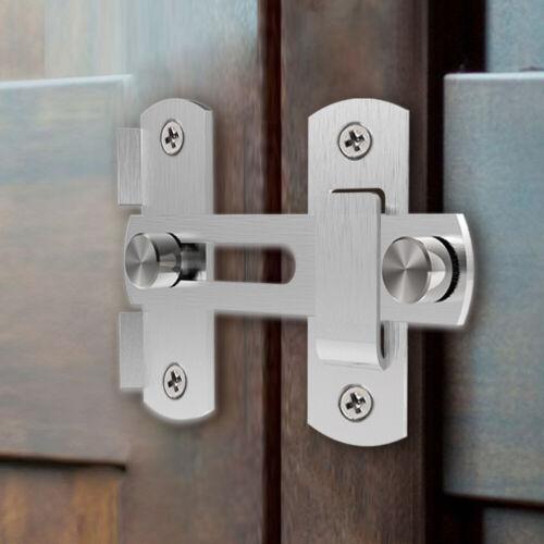 Stainless Steel Gate Latches Flip Latch Safety Door Latches Lock