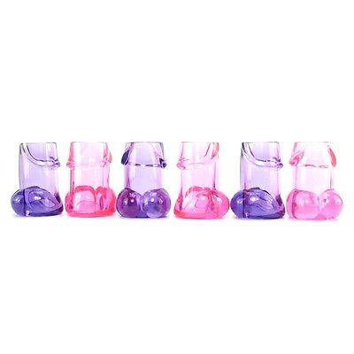 Bachelorette Party Pecker Shotglasses 6 Pack - Favors Decoration Wedding Shower