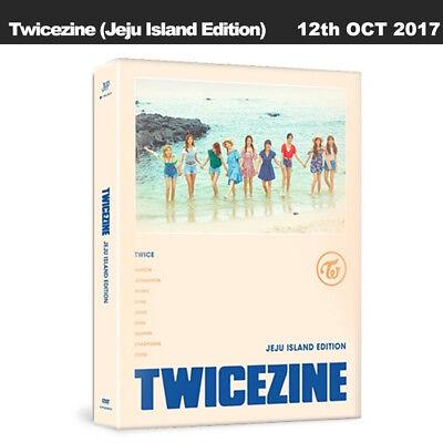 Twice -Twicezine (Jeju Island Edition) Photobook+Poster+PhotoCard+Film
