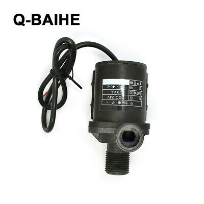 12v Dc Corrosion-resistant Brushless Magnetic Hot Water Pump100 Zc-t40-2