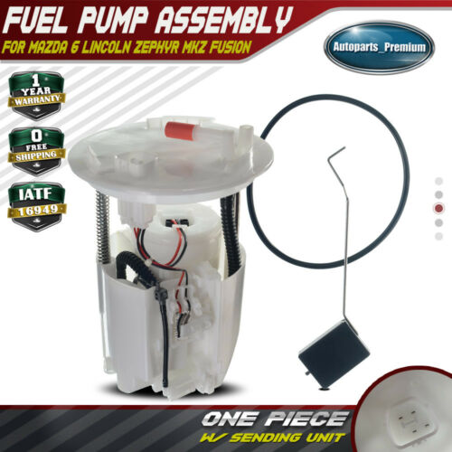 Fuel Pump For 2009-2010 Mazda 6 Electric Gas Eng w// Sending Unit