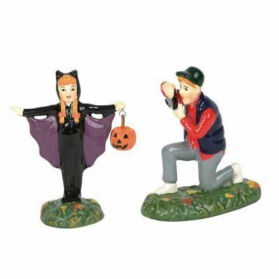 Department 56 Halloween Village New 2019 YOU LOOK BATASTIC! 6003165 Bat House