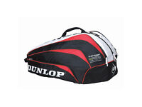 Dunlop Biomimetic Tennis or Badminton rackets Bag holdall backpack