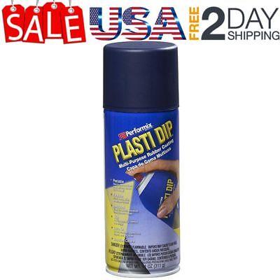 Plasti Dip Performix 11253-6 Blueblack Spray Protects Coats - 11 Ounce