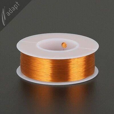Magnet Wire Enameled Copper Natural 36 Awg Non-solder 200c 14lb. 3100