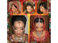 Birmingham asian makeup artist/Mendhi stages