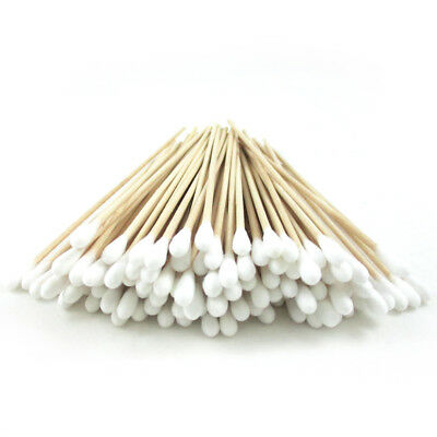 200 Pc Cotton Swab Applicator Q-tip Swabs 6