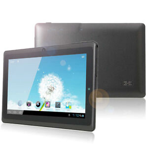 "47% Savings! 8GB 7"" Google Android 4.0 Tablet PC A13 Capacitive Screen Camera MID Wifi Black"