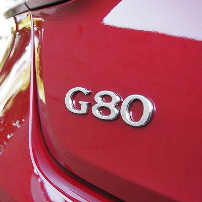 Fits: Hyundai 2011 YF sonata Kspeed Red K logo Rear emblem