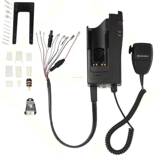 Motorola AAEN1007B, AAEN1006 Mobile Vehicular Adapter ENLN4101 Base