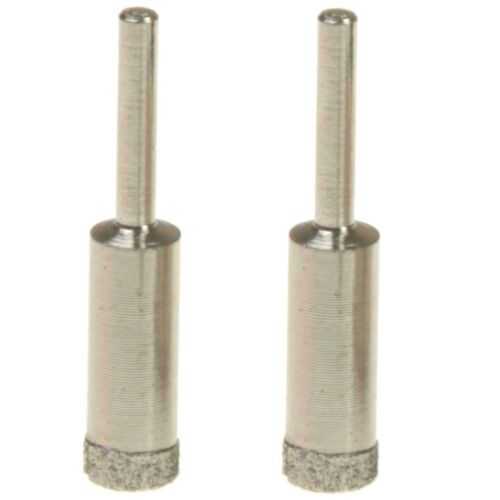 "2x 5/16"" Diamond Drill Bit Ceramic Tile Glass Granite Porcelain Core Hole Saw"