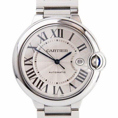Cartier Ballon Bleu 3001 Stainless Steel 42mm Watch