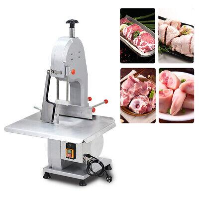1500w Commercial Electric Bone Saw Cutting Machine Steak Frozen Meat Band Cutter