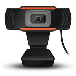 USB 2.0 HD Webcam Camera with Microphone