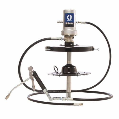 Graco 24J030 Grease Pump kit 35 LB 50:1 Pump Air Operated Stationary Pail kit