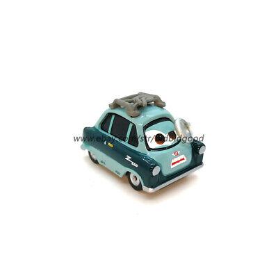 Disney Pixar Movie Cars 2 Professor Z 1:55 Die Cast Vehicles Model Kid Toy Loose