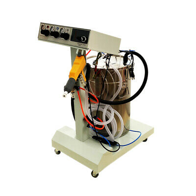 110v Electrostatic Powder Coating Spray Gun Spray Machine 101 Paint System