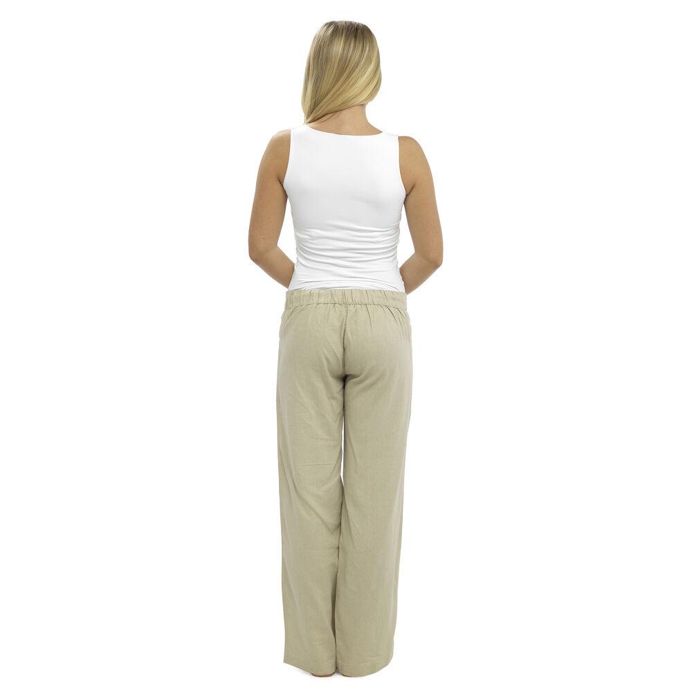Nuova Harem Cross Cranio Pantalone Da Donna Lungo Intera Pantaloni Larghi