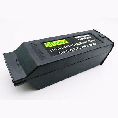 8050mah 14.8V Battery For YUNEEC TYPHOON H H480 Battery (Upgrade Big Capacity)