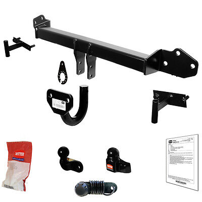 Tow bar fitting faqs ebay a witter flange type tow bar asfbconference2016 Gallery