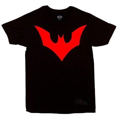 Batman Beyond Symbol DC Comics Adult T Shirt](Adult Batman Shirt)
