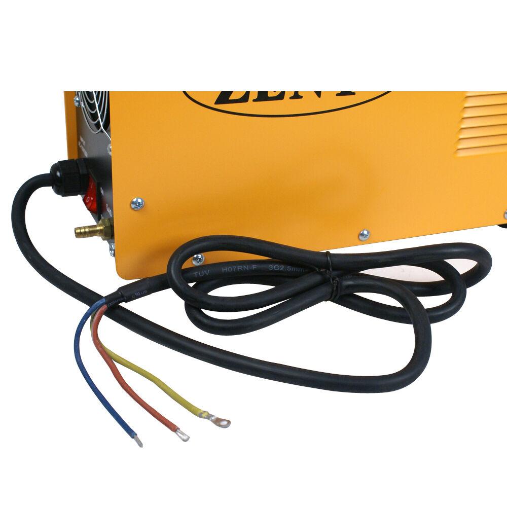 CUT-50 Electric Digital Plasma Cutter Inverter 50AMP Welder Cutting Dual Voltage 4