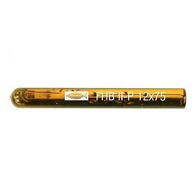 10x fischer Patrone FHB II-P 16 x 160