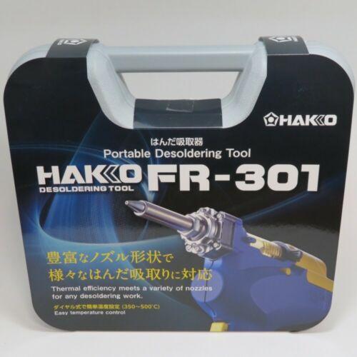 HAKKO FR301-82 Desoldering Equipment Bipolar Grounding Type from Japan